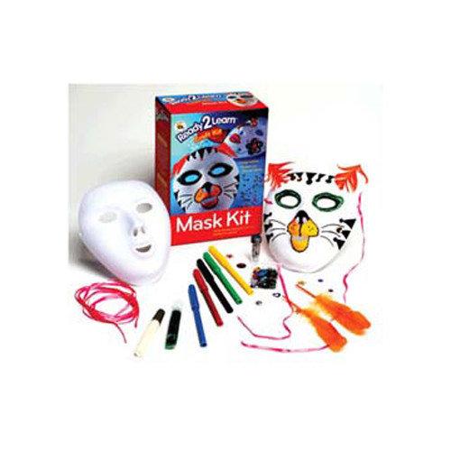 Center Enterprises Inc Ready2learn Craft Kit Mask Kit