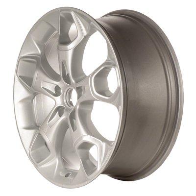 Wheel for 2013-2016 Ford Escape 19x8 SILVER Refinished 19 Inch Rim Ford Escape Rims