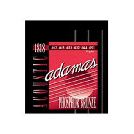 Ovation Adamas Phosphor Bronze Acoustic Guitar Strings (X-Light)