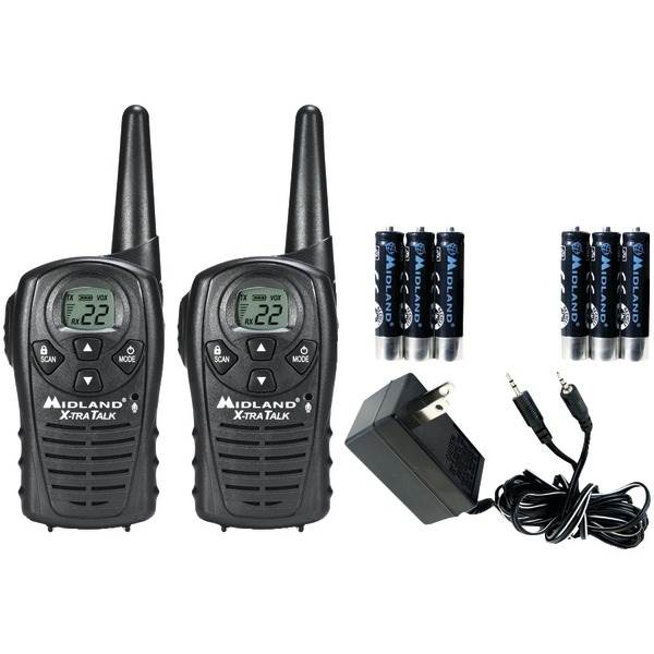 18-Mile GMRS Radio Pair Value Pack