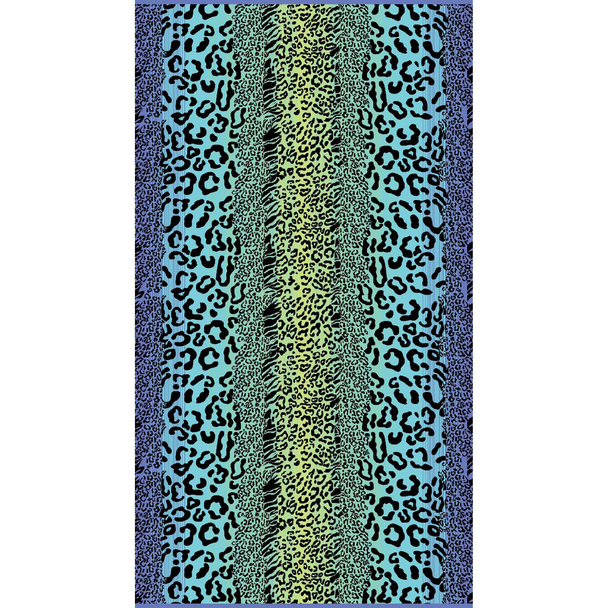 Better Homes and Gardens Jacquard Beach Towel