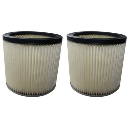 - Crucial Shop-Vac Dry Wet Cartridge Filter (Set of 2)