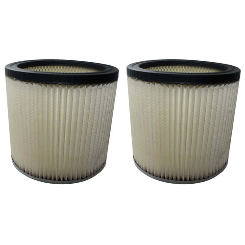 Crucial Shop-Vac Dry Wet Cartridge Filter (Set of 2)