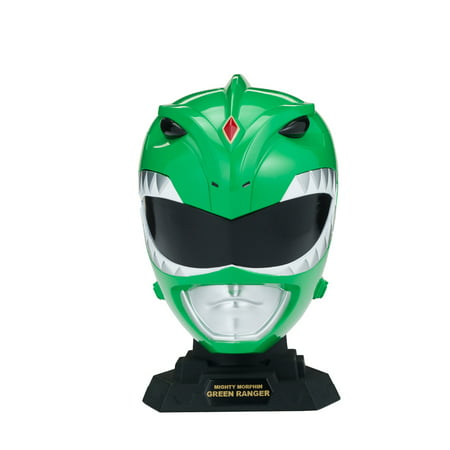 Power Rangers Legacy 1/4 Helmet Mighty Morphin - Power Ranger Helmets For Sale