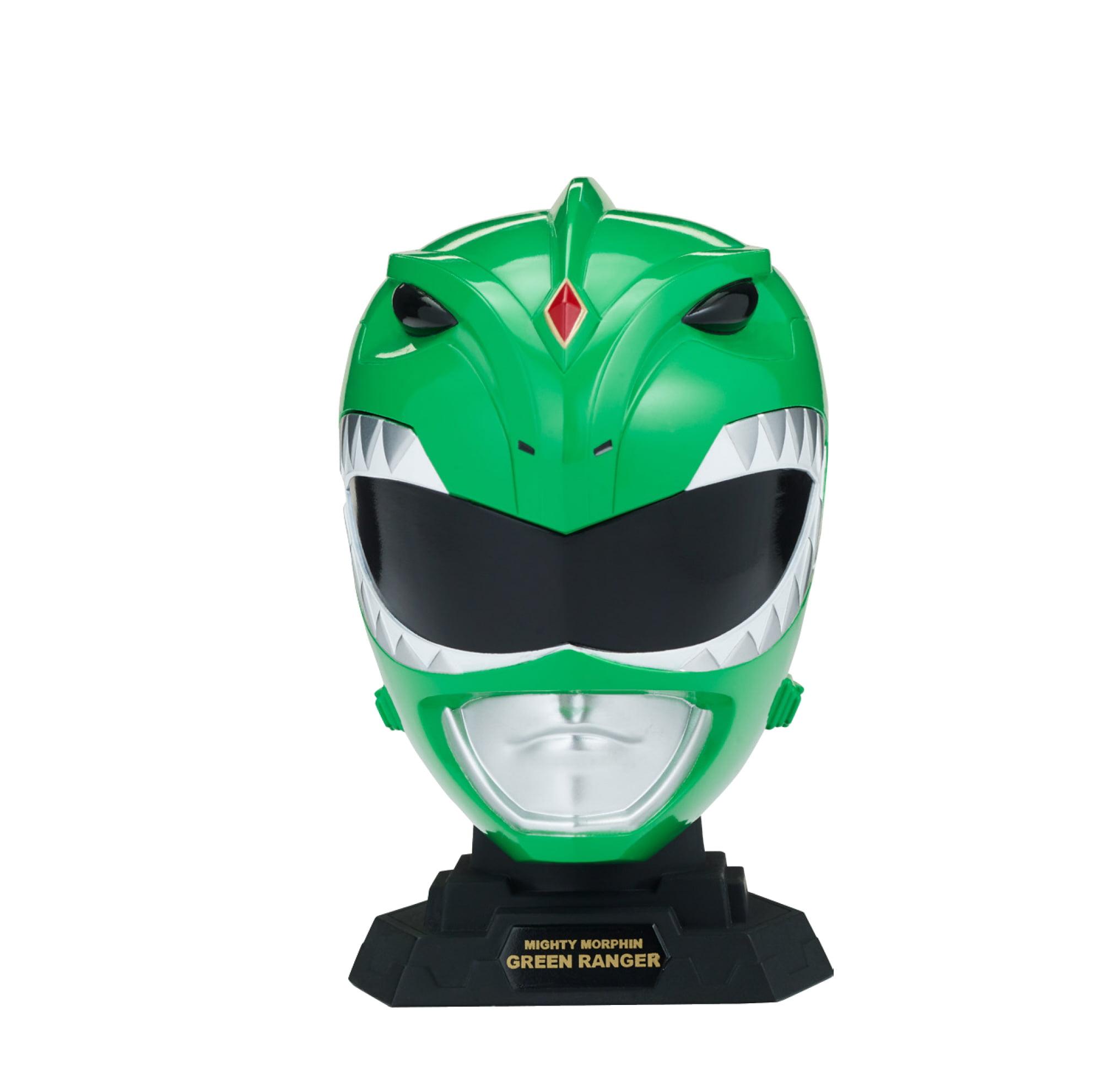 Power Rangers Legacy 1/4 Helmet Mighty Morphin Green-CHILD