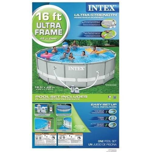 Intex 16\' x 48\