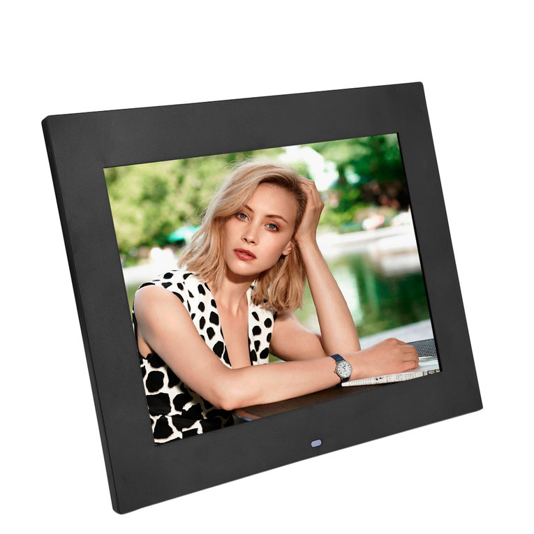 12/15 Inch Widescreen Ultrathin HD 1080P TFT-LCD D igital Photo Frame US Plug