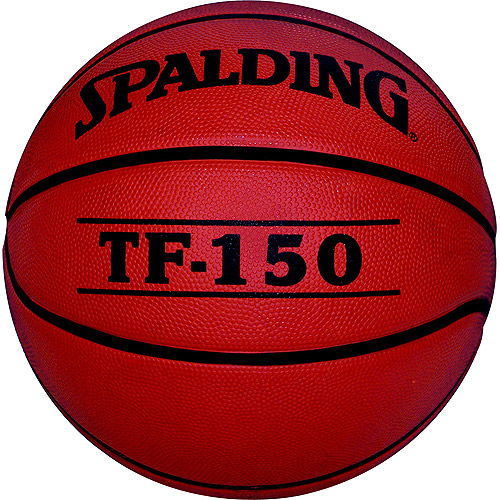 Spalding TF-150 Rubber Basketball 29.5""