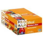 Probar Meal Wholeberry Blast Meal Bars, 3 oz, 12 pack