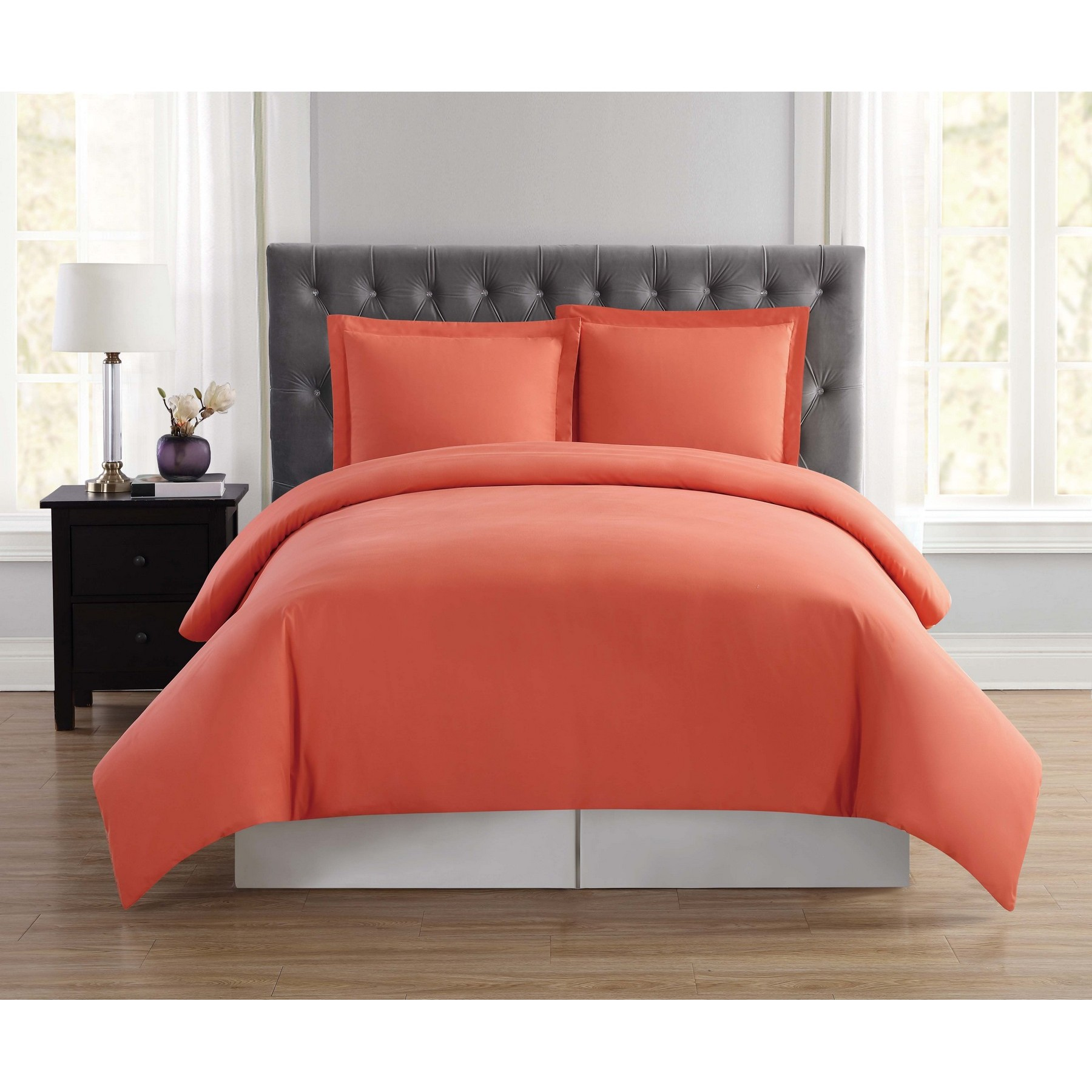 Truly Soft Everyday Blush Twin XL Duvet Set