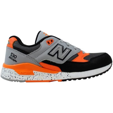 quality design e000f 428bc New Balance 530 90s Running Black/Grey-Orange W530PSC Women's Size 9