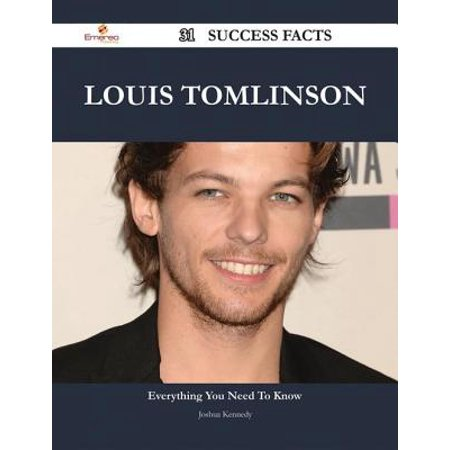 Louis Tomlinson 31 Success Facts - Everything you need to know about Louis Tomlinson - eBook](Louis Tomlinson Halloween)