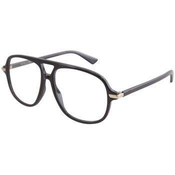 Dior Black Aviator Eyeglasses