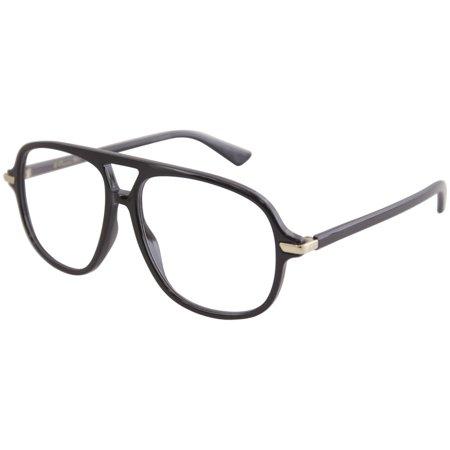 Christian Dior Eyeglasses Women's Dioressence16 807 Black Optical Frame 55mm