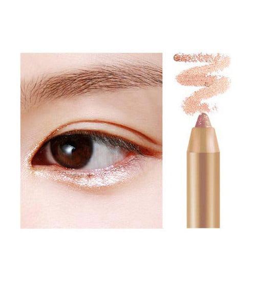 (6 Pack) BBIA Last Auto Gel Eyeliner #04 Rose Gold