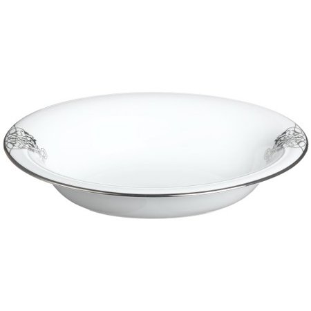 Vera Wang by Wedgwood Imperial Scroll 9.75-Inch Oval Open Vegetable ()