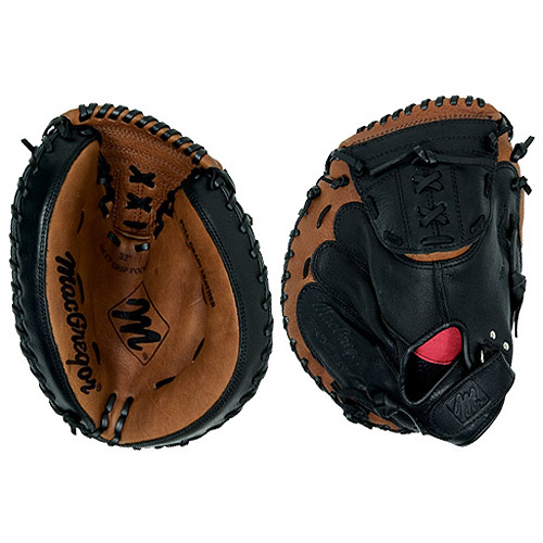 MacGregor Youth Series Catchers Mitt for Left-Handed Thrower