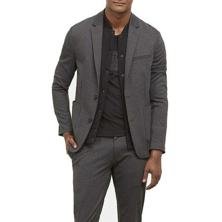 Mens Sport Coat XS Two-Button Comfort Knit $119 38