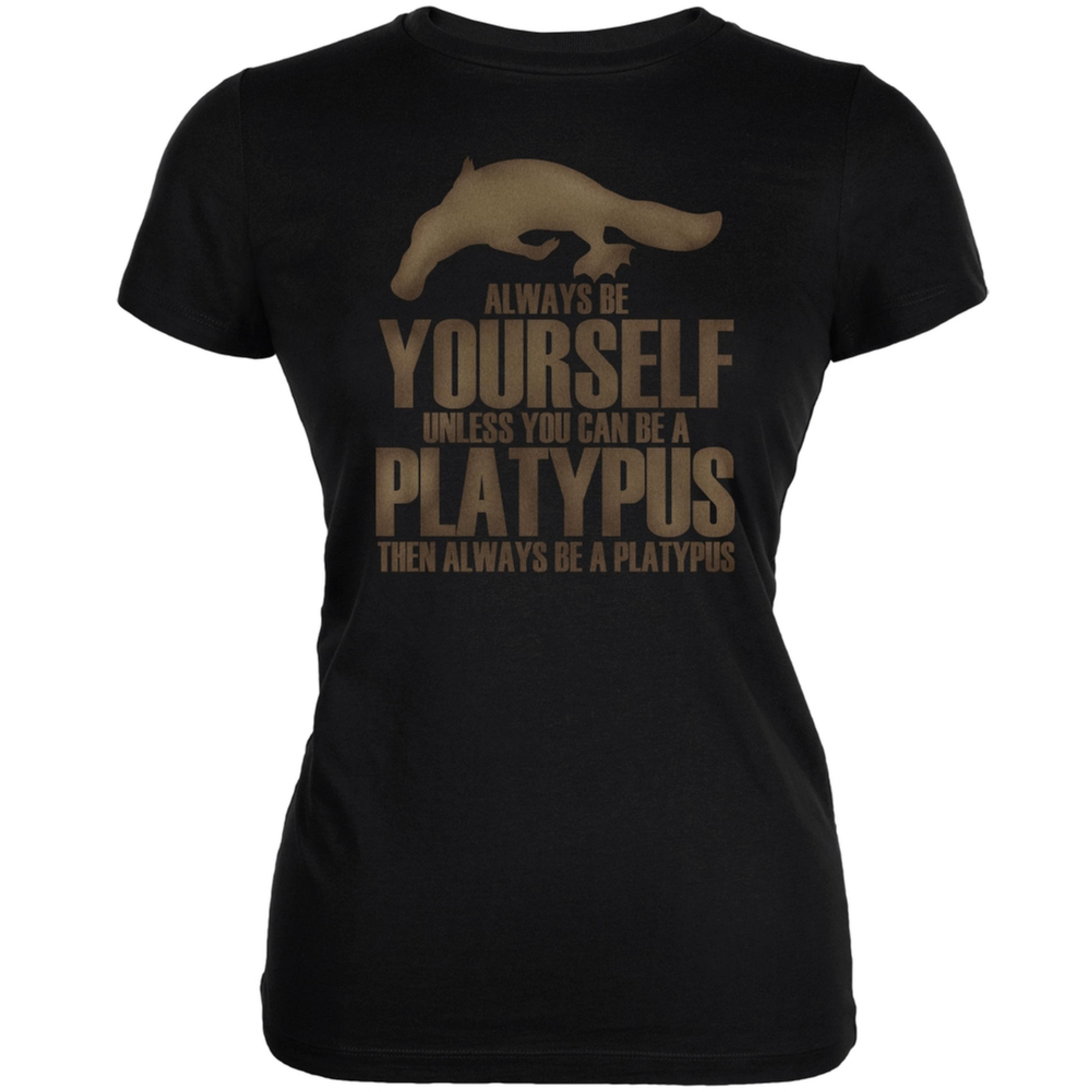 Have Plans with Platypus T Shirt Design Platypus Tee Shirt