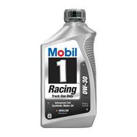Mobil 1 Racing Full Synthetic Motor Oil 0W-30, 1 Quart