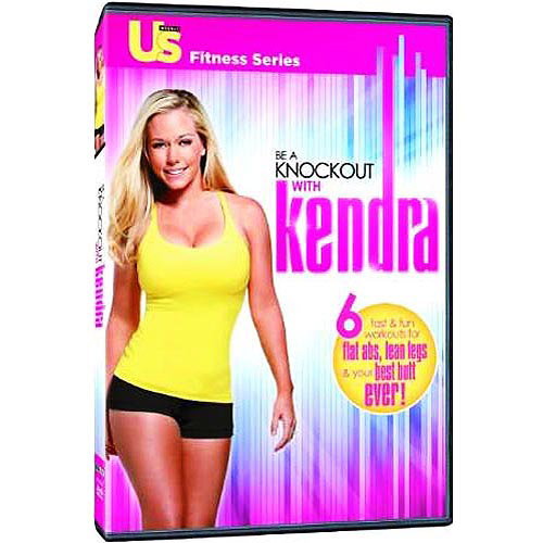 US FITNESS SERIES: BE A KNOCKOUT WITH KENDRA