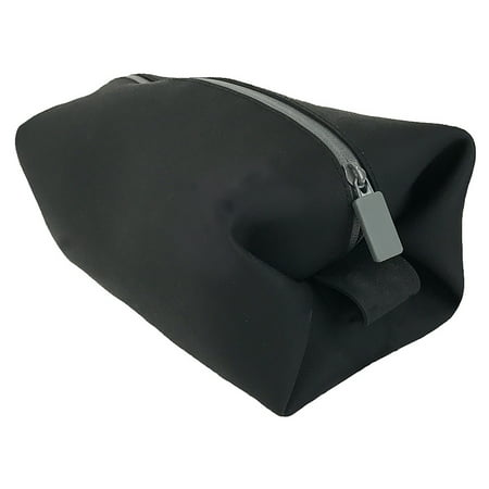 Silicone Dopp Kit, Black