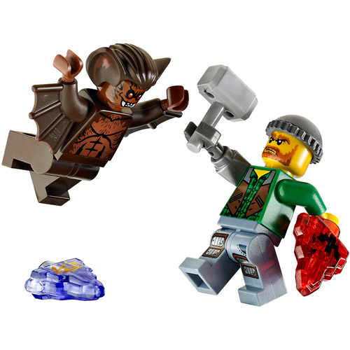 LEGO Monster Fighters Vampyre Castle Play Set - Walmart.com
