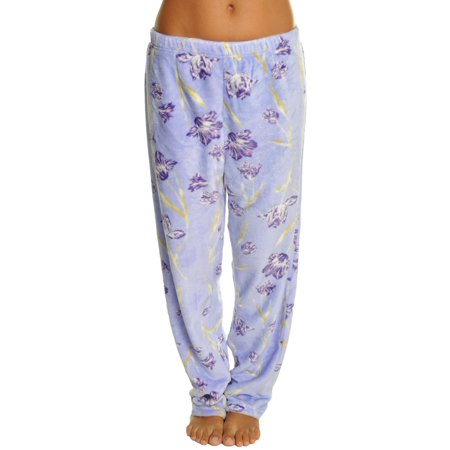 Angelina Mix-and-Match Premium Plush Pajama Pants (1-Pack)