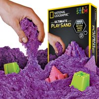 National Geographic Ultimate Play Sand -2 Pounds (Multiple Colors)