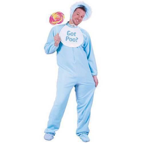 Jammies Adult Costume