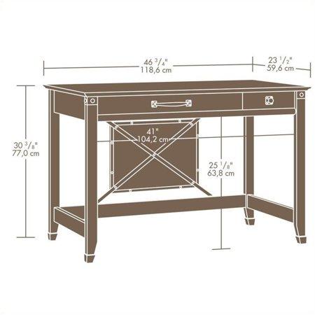 Pemberly Row Writing Desk in Washington Cherry - image 1 of 5