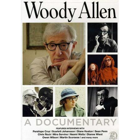 Woody Allen: A Documentary (DVD) (Woody Allen Paris Movie)