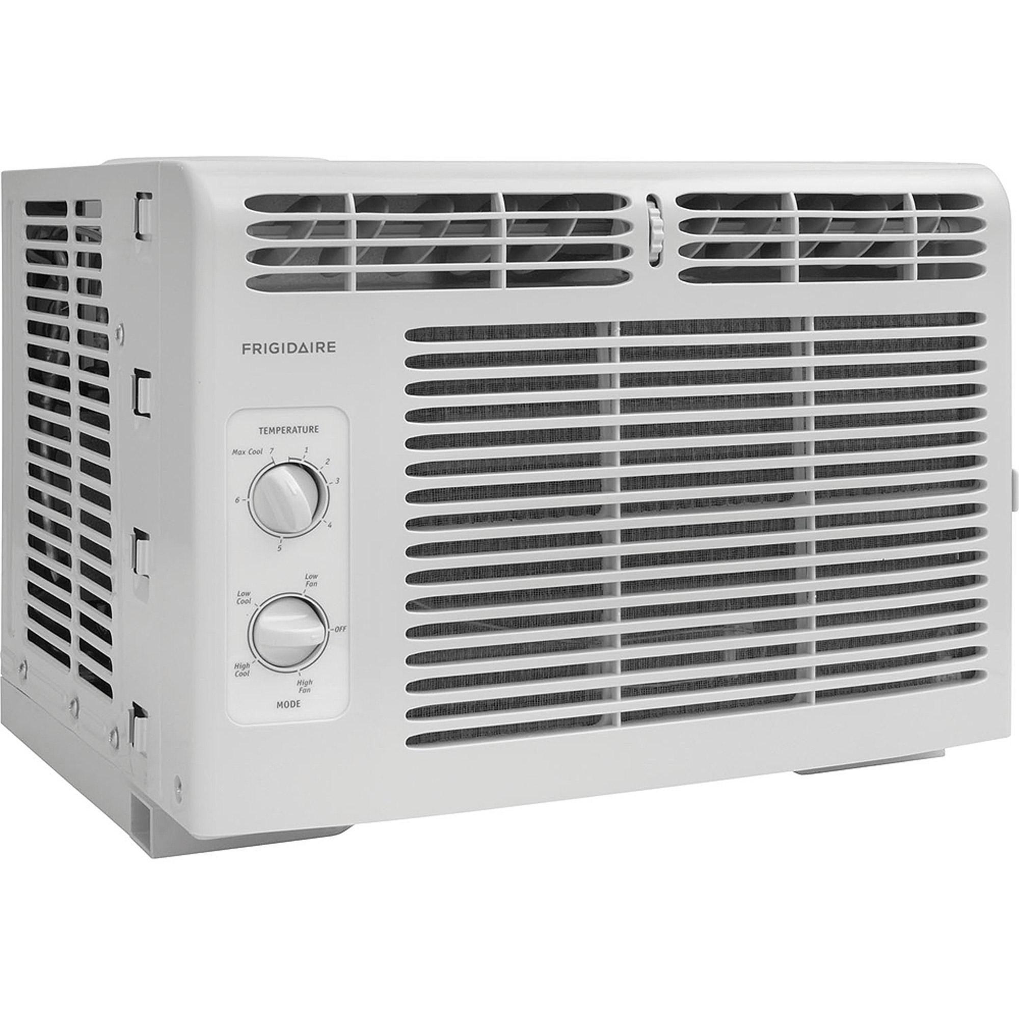 frigidaire btu window air conditioner 115v ffra0511r1 walmartcom