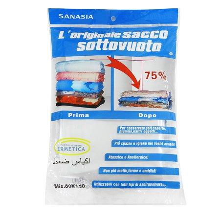 New E Saver Saving Storage Seal Vacuum Bags Compressed Organizer Bag 70 100
