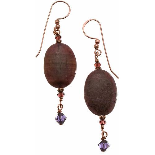Regal Earrings by Women's Bean Project