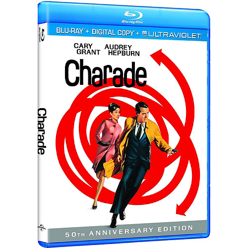 Charade (1960s Best Of The Decade) (Blu-ray + Digital Copy + UltraViolet) (Widescreen)