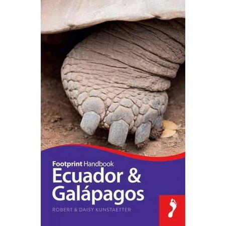 Footprint Ecuador   Galapagos
