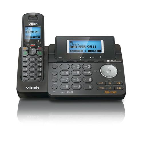 """VTech DS6151-11 2 Line Expandable cordless phone"" by VTech"