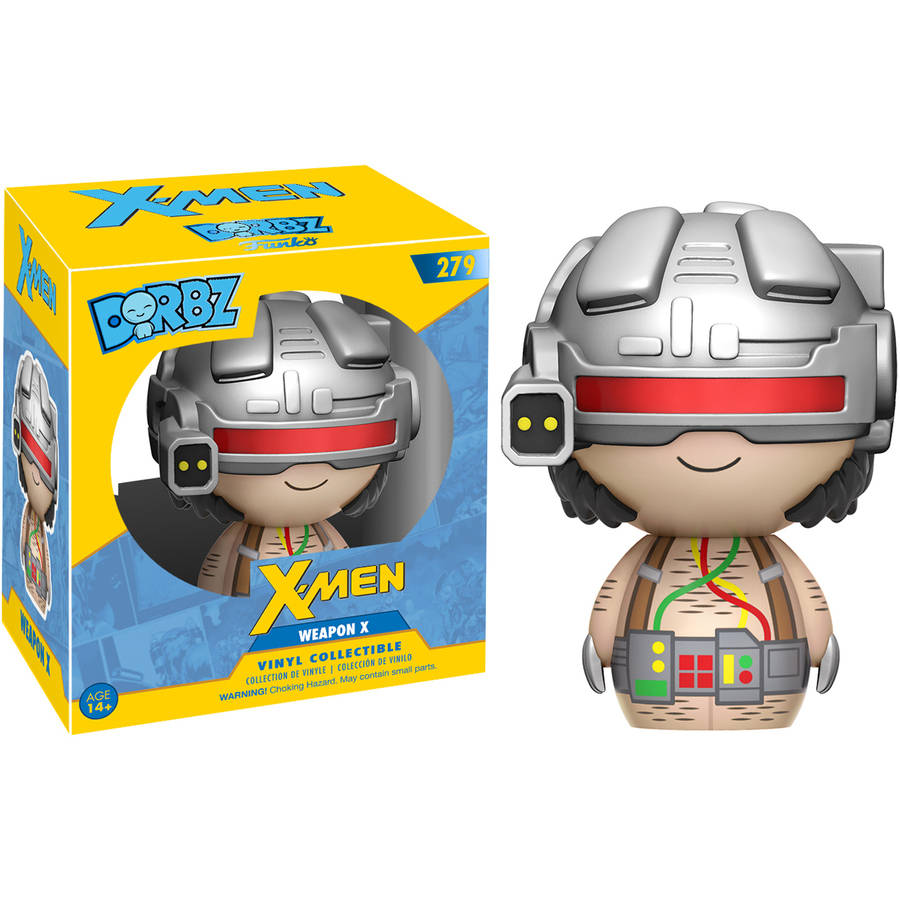 Funko Dorbz: X-Men, Wolverine Weapon X
