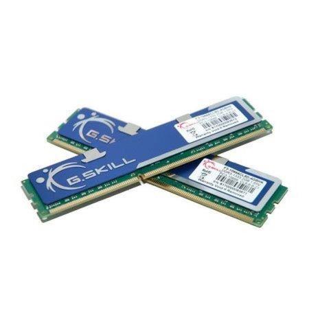 G.SKILL 4GB (2 x 2GB) 240-Pin DDR3 SDRAM 1333MHz PC3-10600 Dual Channel Kit Desktop Memory Model F3-10600CL8D-4GBHK 10600 Dual Channel Kit Desktop
