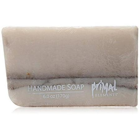 Primal Elements SWRC Shrink Wrap Soap, Rhassoul Clay - 5.8 oz.