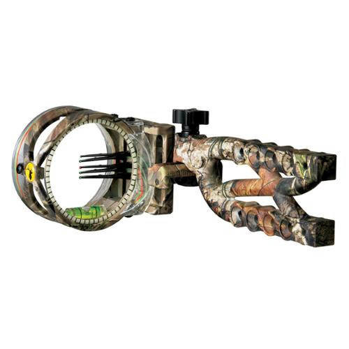 Trophy Ridge  Cypher Bow Sight 5 Pin .019 Camo - AS615