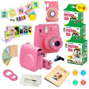 Best Cameras - Fujifilm Instax Mini 9 Instant Camera FLAMINGO PINK Review