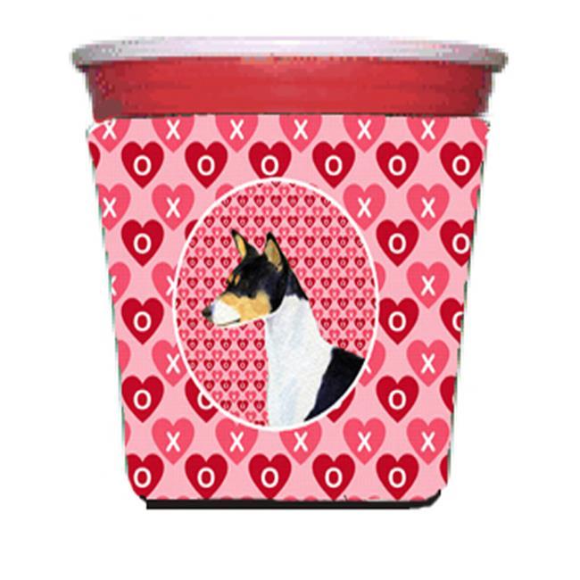Basenji Red Solo Cup bottle sleeve Hugger - image 1 of 1