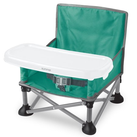 Summer Infant Pop 'n Sit Portable Booster Seat,