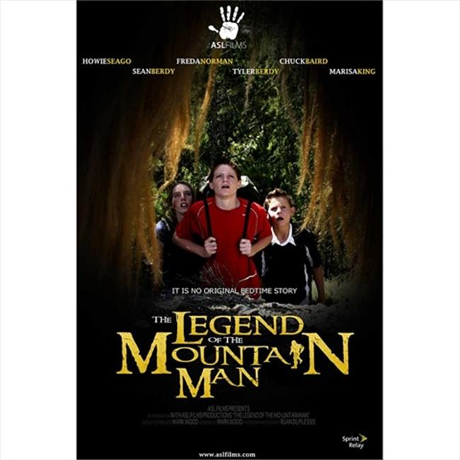 Harris Communications DVD421 The Legend of the Mountain Man