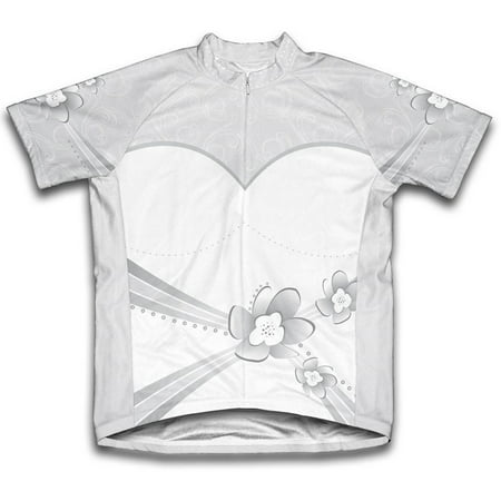 Scudo Bride Microfiber Short-Sleeved Cycling Jersey, Assorted Sizes ()