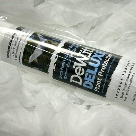 Dewitt DELUXE650 6' X 50' 0.5 Oz Winterization Fabric