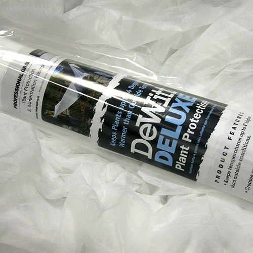 Dewitt DELUXE650 6' X 50' 0.5 Oz Winterization Fabric