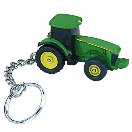 John Deere Tractor Keychain (Each) - Party Supplies ()